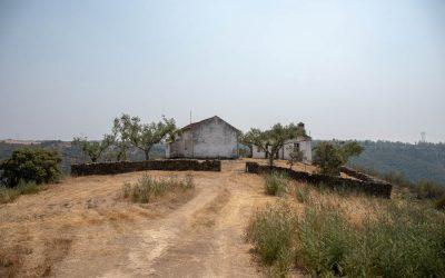 Antigo Posto Fiscal em Monte Fidalgo