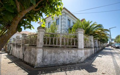 Antiga Sede da Guarda Fiscal na Figueira da Foz